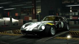 NFSW Shelby Cobra Daytona Coupe Nero