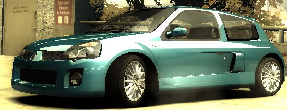 image nfs most wanted renault clio need for speed wiki fandom powered by wikia