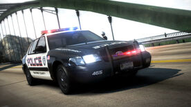 Cop Ford Crown Vic3 CARPAGE