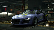 NFSW Audi R8 Coupe FSI quattro Royal Purple