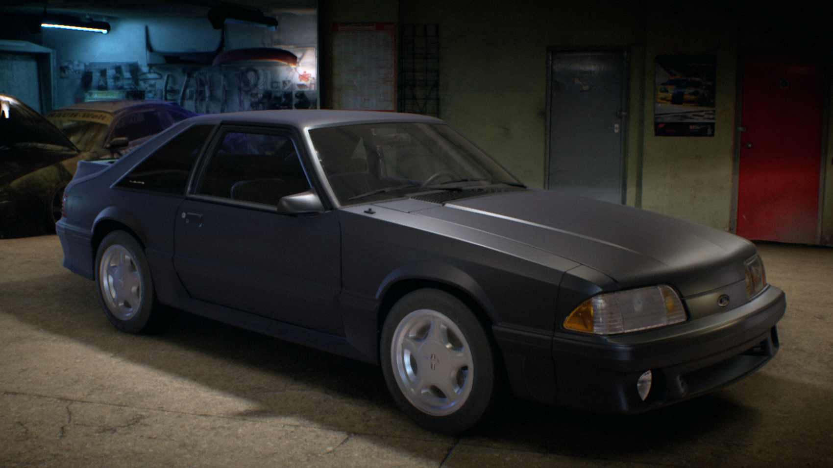 Ford mustang gt gen 3 need for speed wiki fandom powered by wikia