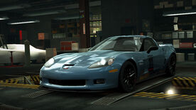NFSW Chevrolet Corvette Z06 Carbon Limited Edition Supersonic Blue