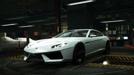 NFSW Lamborghini Estoque White