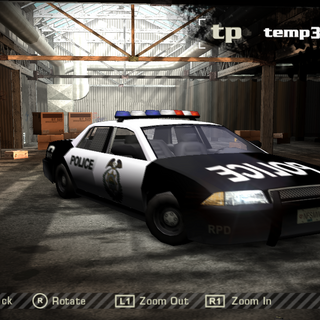 Need for Speed: Most Wanted<br /><small>(PlayStation 2 Demo)</small>