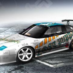 Need for Speed: ProStreet<br /><small>(Bonus - Drift)</small>