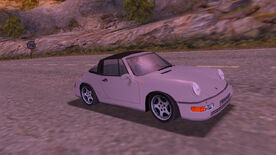 NFSPU PC 911 Carrera 4 Targa 964