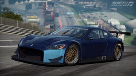 Maserati Granturismo S Shift 2 Unleashed