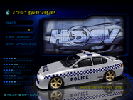 NFSHS Modified Police PS1 HSV GTS VT