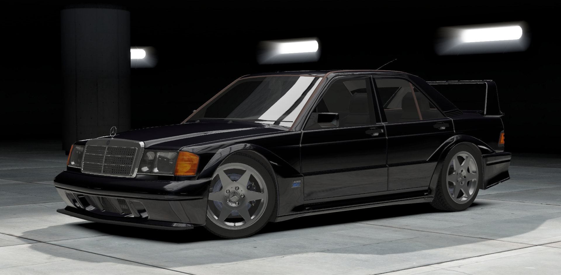 Mercedes benz 190e 2 5 16 evolution 2 need for speed for Mercedes benz 190e 2 5 16 evolution ii for sale