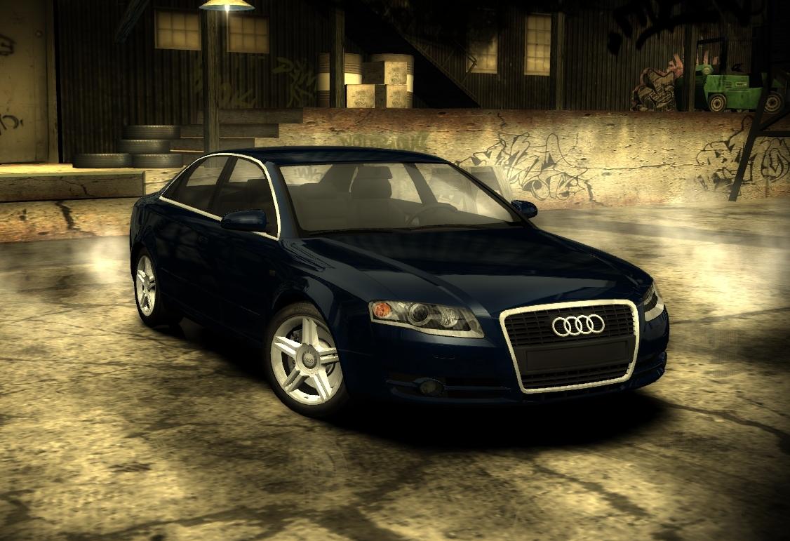 Audi A4 3 2 FSI quattro | Need for Speed Wiki | FANDOM