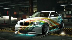 NFSW BMW 135i Coupe Flexor