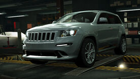 NFSW Jeep Grand Cherokee SRT Grey