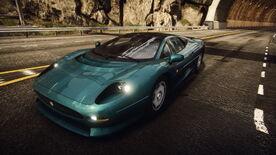 NFSE Jaguar XJ220