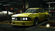 NFSW BMW 30 CSL Group 5 Yellow