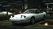 NFSW Nissan 240SX S13 White