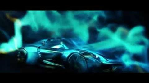 Need for Speed Most Wanted (2012) - Porsche 918 Spyder (Concept)