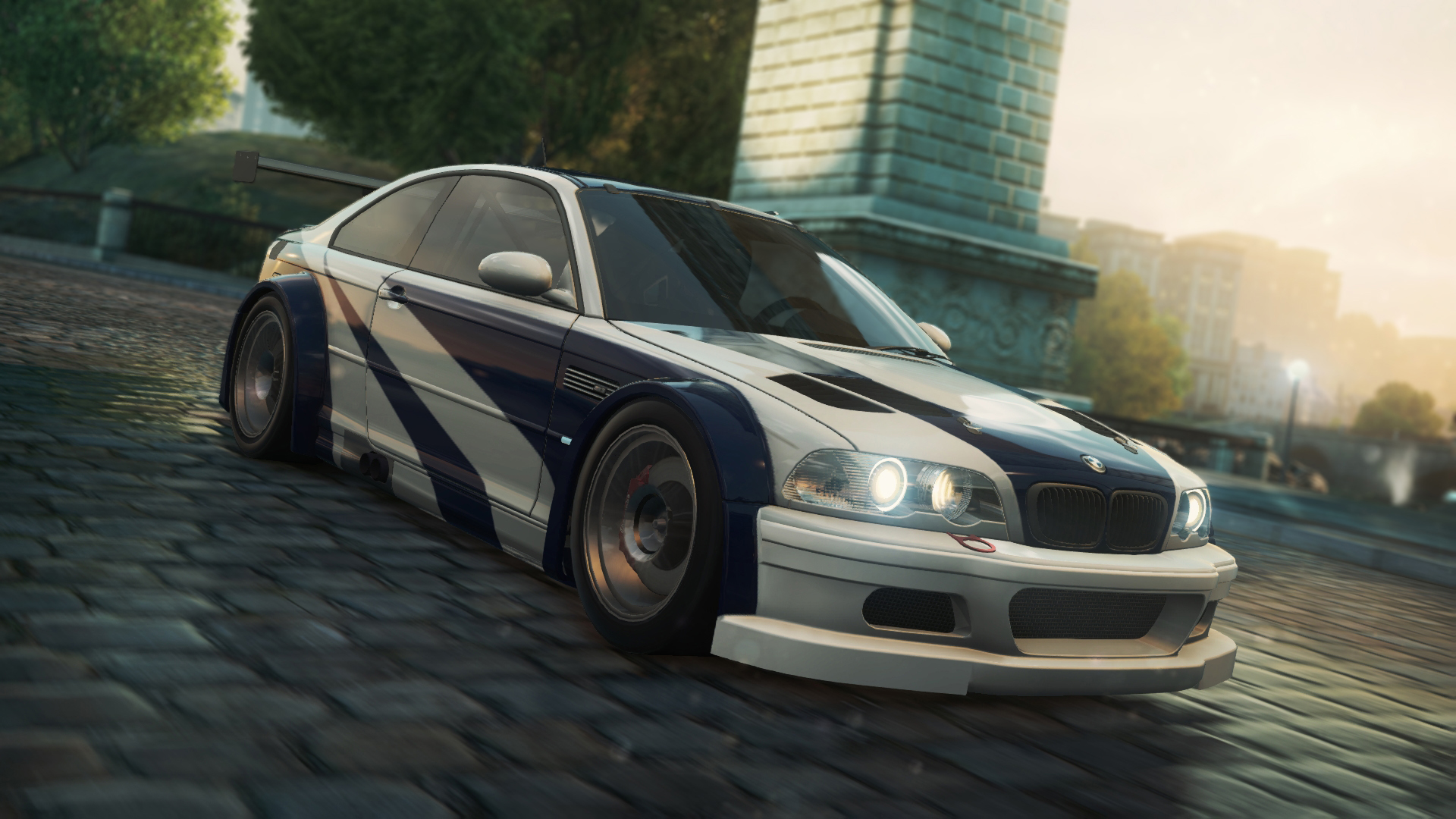 Bmw M3 Gtr Gt E46 Need For Speed Wiki Fandom