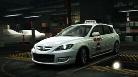 NFSW Mazda Mazdaspeed3 Pizza Special