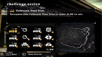 Need For Speed- Most Wanted (2005) - Challenge Series -1 - Tollbooth Time Trial