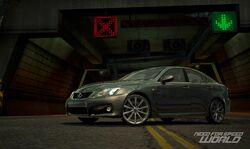 CarRelease Lexus IS F Silver
