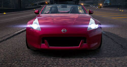CarRelease Nissan 370Z Z34 Roadster Touring Red