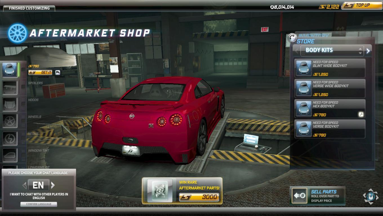 Beau Bodykit Nissan GT R R35 Hex R