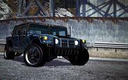 CarRelease Hummer H1 Alpha Blue Juggernaut 2