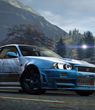 AMSection Nissan Skyline GT-R R34 NISMO Z-Tune Blue Juggernaut