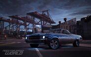 CarRelease Chevrolet El Camino SS Blue Juggernaut