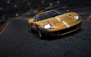 CarRelease Ford GT40 MK.I Yellow 4