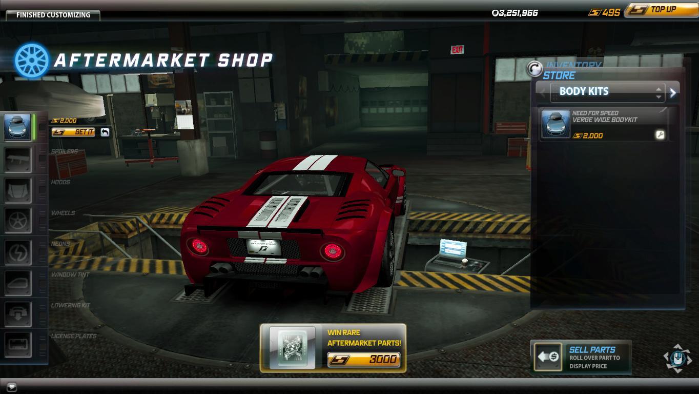 Bodykit Ford Gt Verge Wide R Jpg