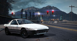 CarRelease Mazda RX-7 (FC3S) FC3S