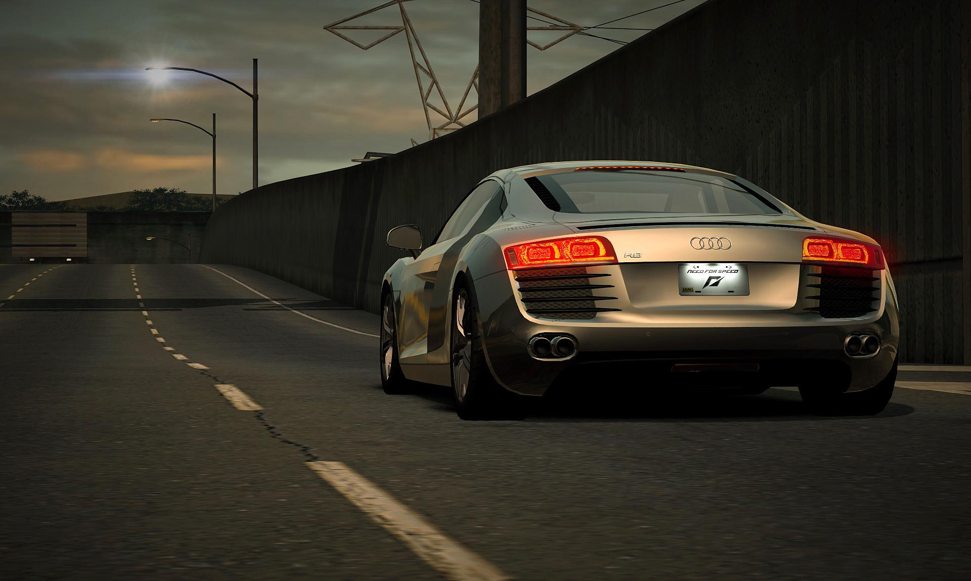 Audi R8 4 2 FSi Quattro NFS World Wiki