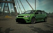 CarRelease Ford Focus RS Green 3