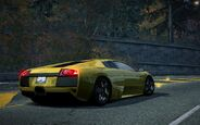 CarRelease Lamborghini Murciélago LP 640 Yellow