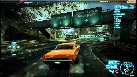 "NFS World - Sprint ""Union & Hollis"" - Single Player - 87"