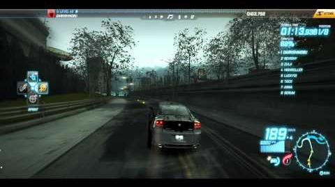 "NFS World - Sprint ""Diamond & Union"" - Single Player - 25"