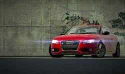 CarRelease Audi S5 Red