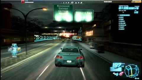 """NFS World - Circuit """"Heritage Heights"""" - Single Player - 82"""