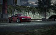 CarRelease Audi R8 Coupé 5.2 FSI Quattro Red 2
