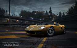 CarRelease Ford GT40 MK.I Yellow