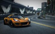 CarRelease Lotus Exige Cup 260 Orange 3