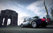 CarRelease Bugatti Veyron 16.4 Blue 2