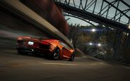 CarRelease Lamborghini Aventador LP 700-4 Orange 2