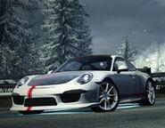 CAR PORSCHE CARRERA SNOWFLAKE--220x171