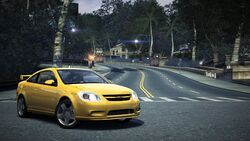 CarRelease Chevrolet Cobalt SS Yellow