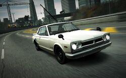 CarRelease Nissan Skyline 2000GT-R C10 White