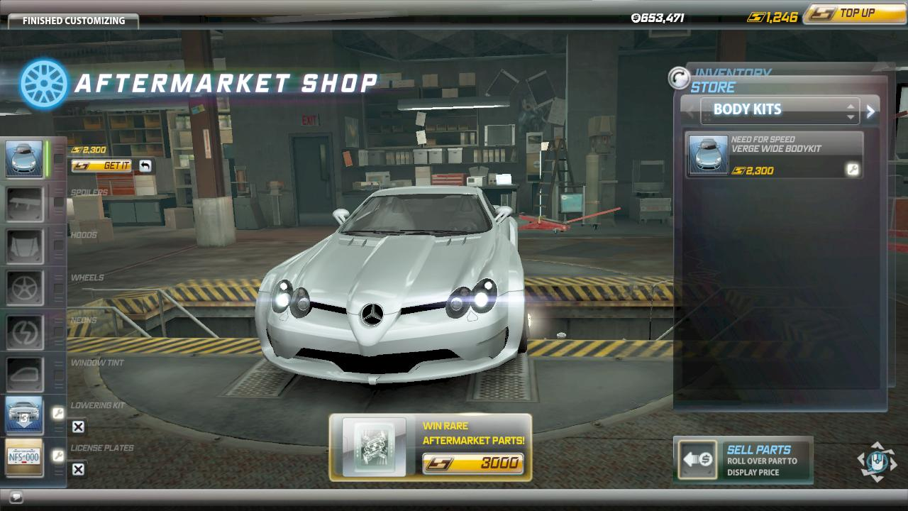 Mercedes Benz Slr Mclaren 722 Edition Nfs World Wiki Fandom