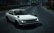 CarRelease Nissan Skyline 2000GT-R C10 White 3
