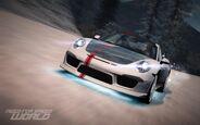 CarRelease Porsche 911 Carrera S Snowflake